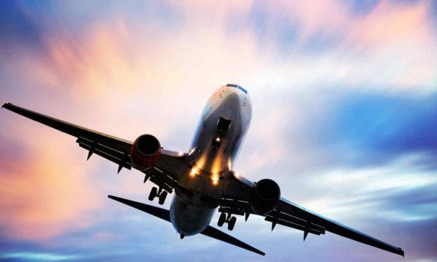 75% avdrag på flygbiljetter