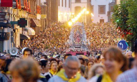 """Fest i Teror """"Nuestra Señora del Pino"""""""