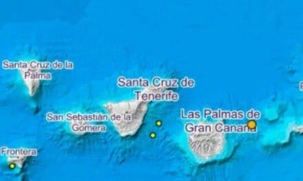 Fyra jordbävningar under helgen