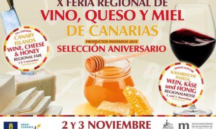 Vin, ost & honungsmässa i Valsequillo