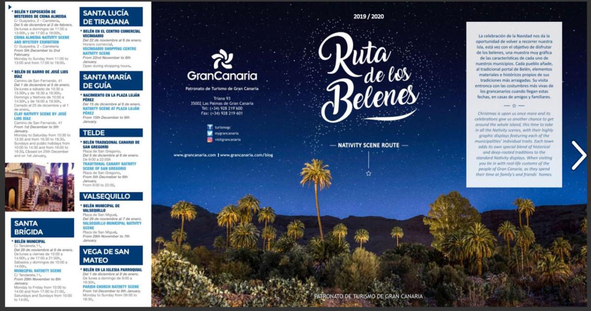 Besök julkrubbor på Gran Canaria