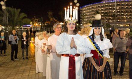Lucia firande ikväll och imorgon