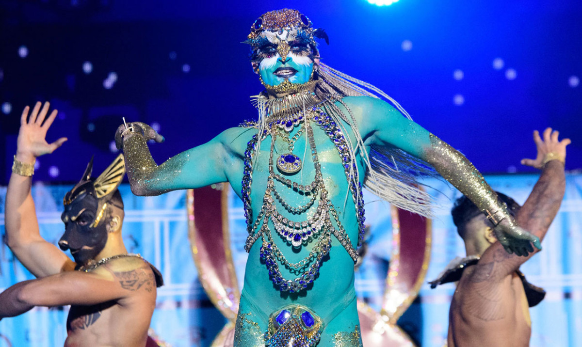 Den stora karnevalshelgen i Las Palmas