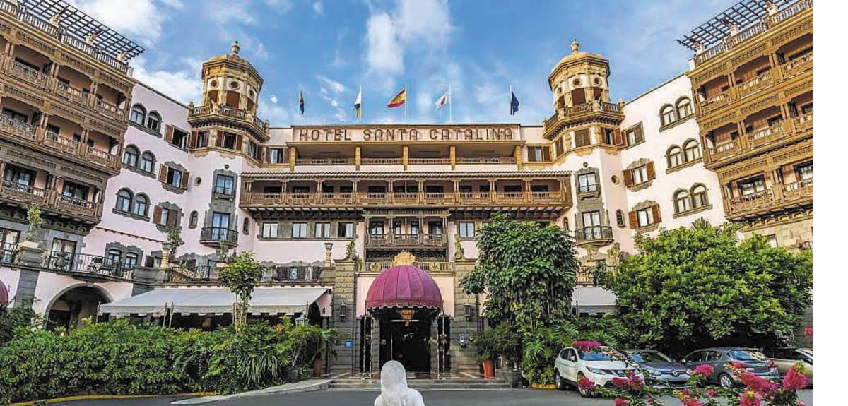 Nya, fina hotell…