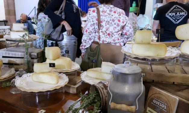 Europeisk ostmarknad i Valleseco 6-8 mars