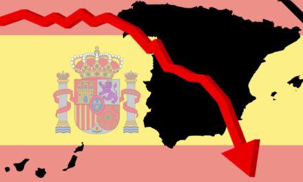 SPANSKA BNP FALLER KRAFTIGT…