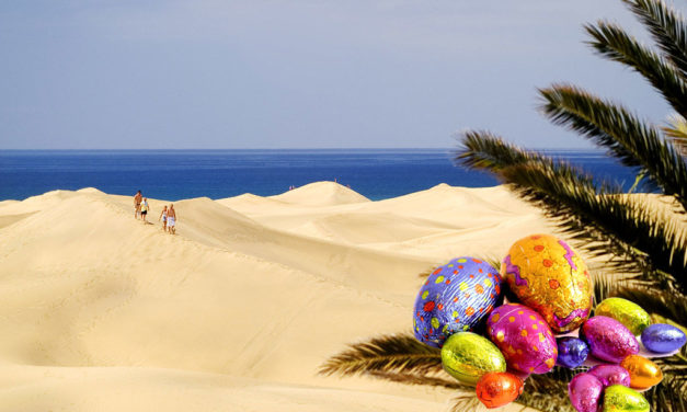 PÅSK… semester på södra Gran Canaria?