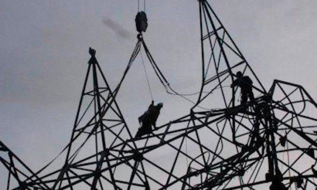 Tenerifa utan elektricitet