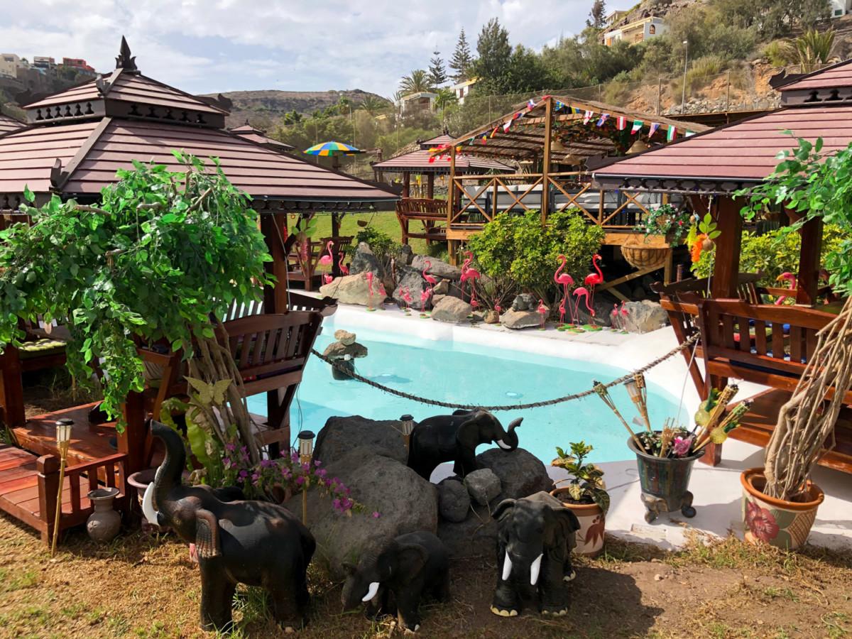 Sa Wad Dee nyöppnad restaurang i San Agustin