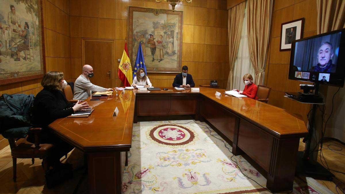 Förhandlingsbordet