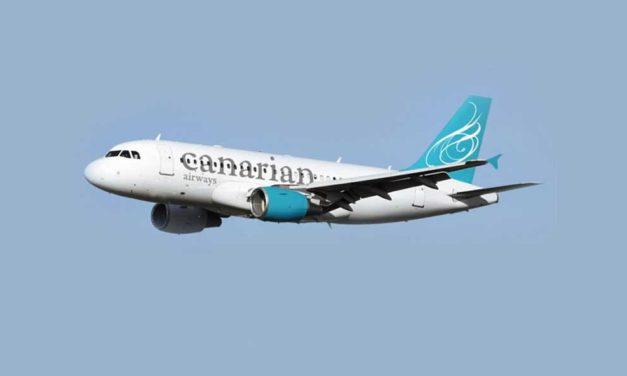 NYTT FLYGBOLAG… – Canarian Airways