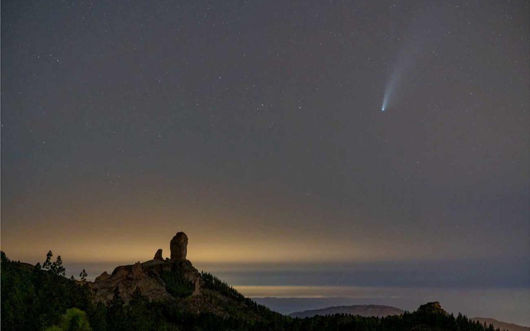 Kometen C/2020 F3