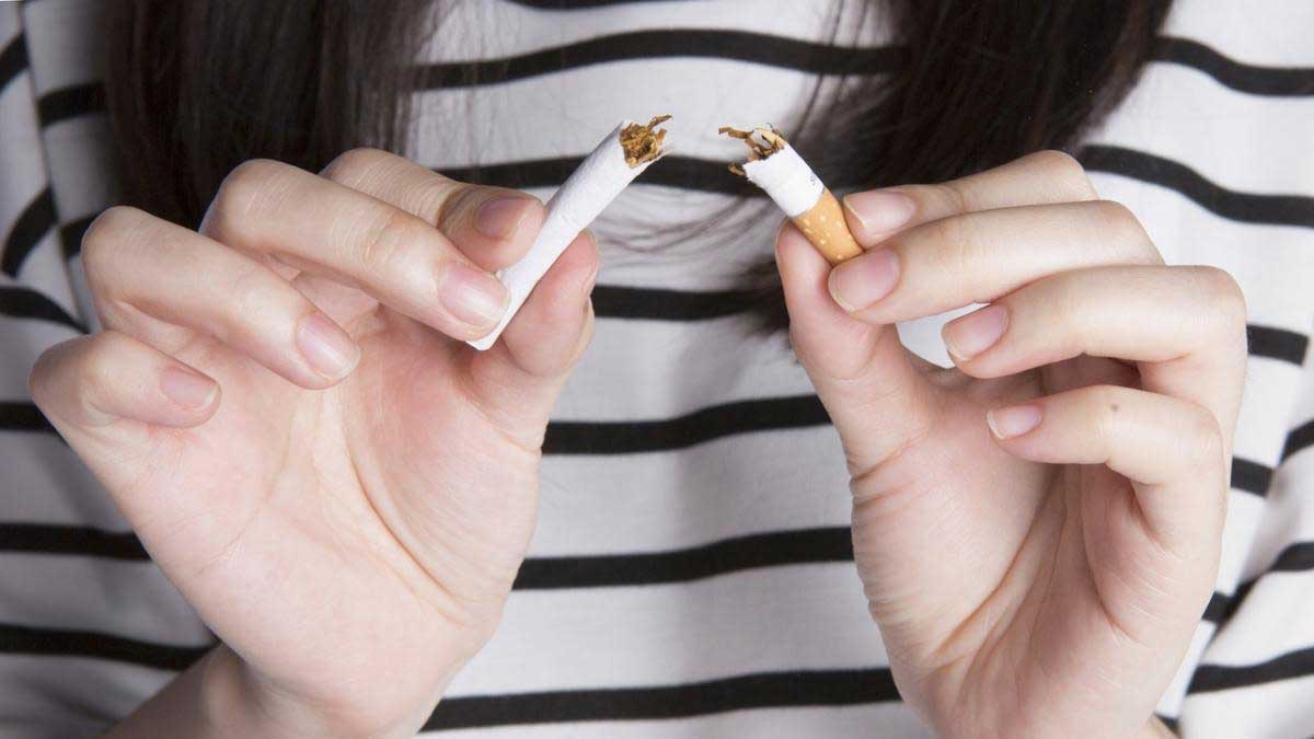 Bryter cigaretten