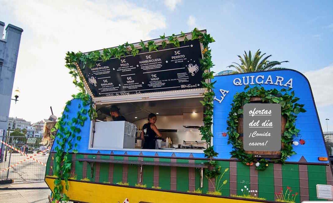 FLERA FOOD-TRUCKS I LAS PALMAS…