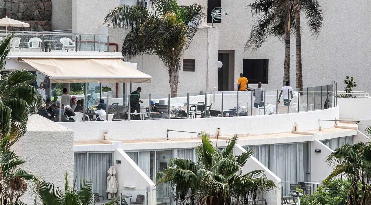 Hotell Puerto Bello