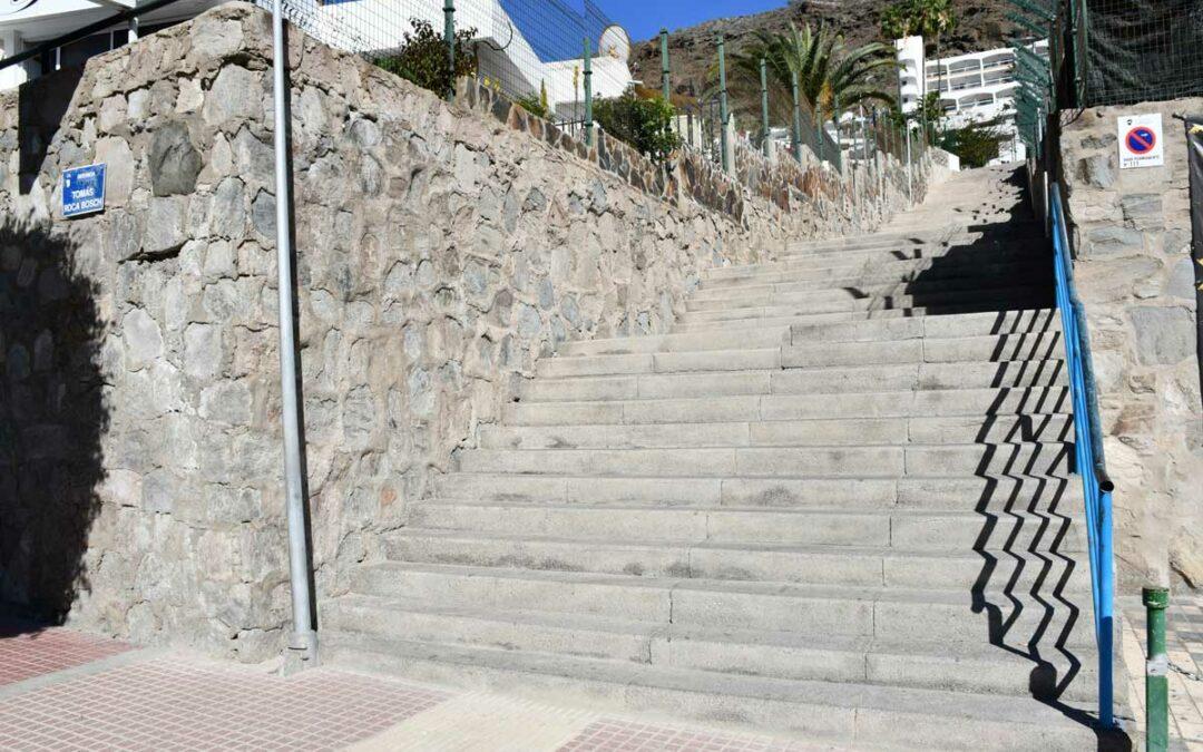 Nya trappor i Puerto Rico…
