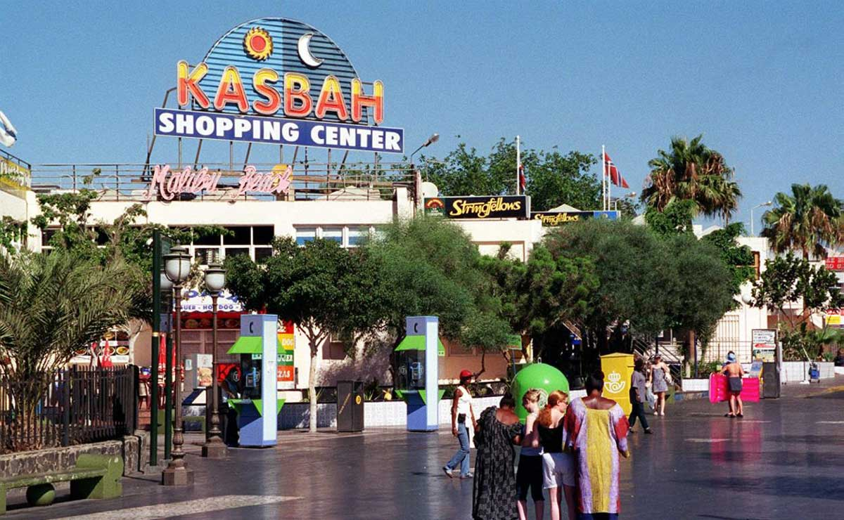 Shoppingcenter Kasbah