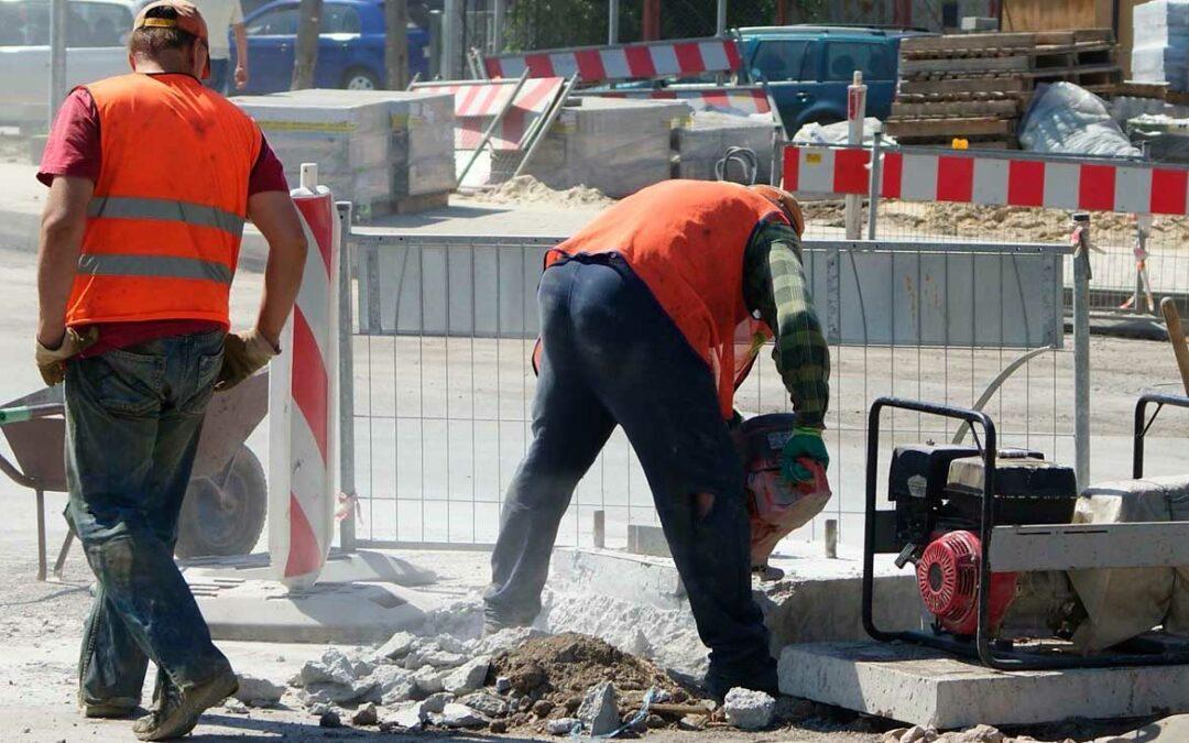 Byggbranschen behöver folk…