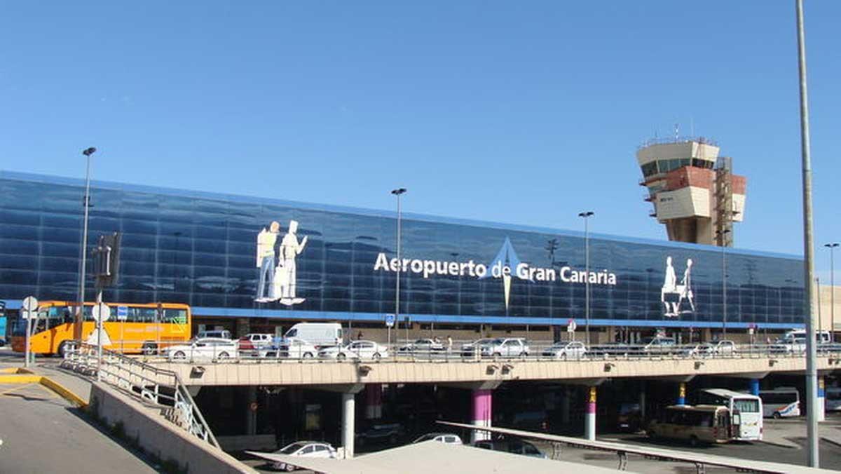 Flygplats Gran Canaria