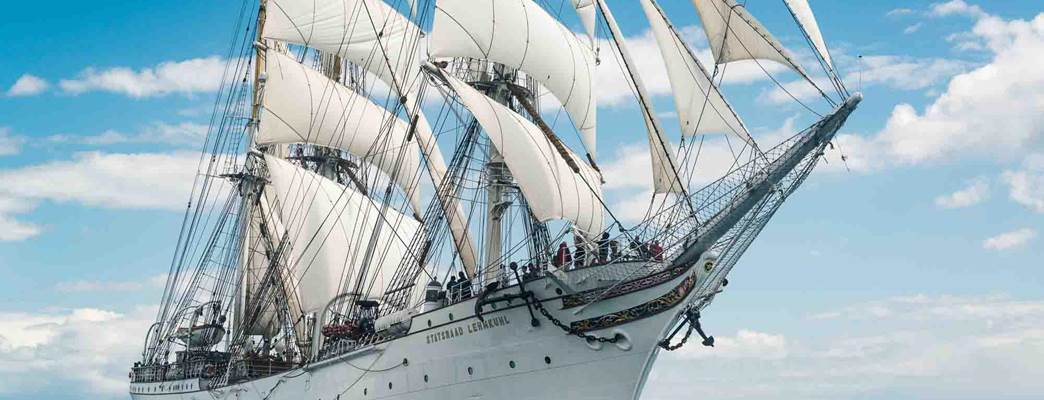 Bild på fartyget