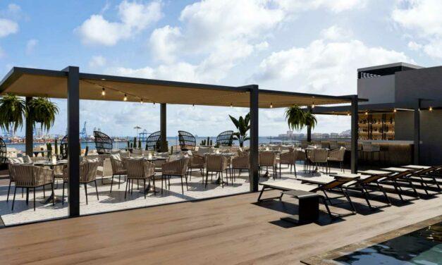 Nytt hotell i Las Palmas…
