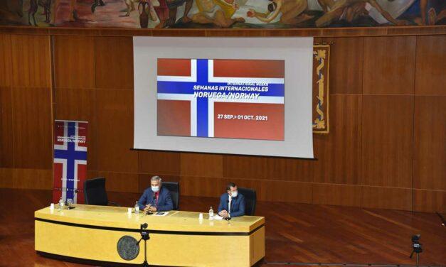 Den norske uken på Gran Canaria er nå i gang..
