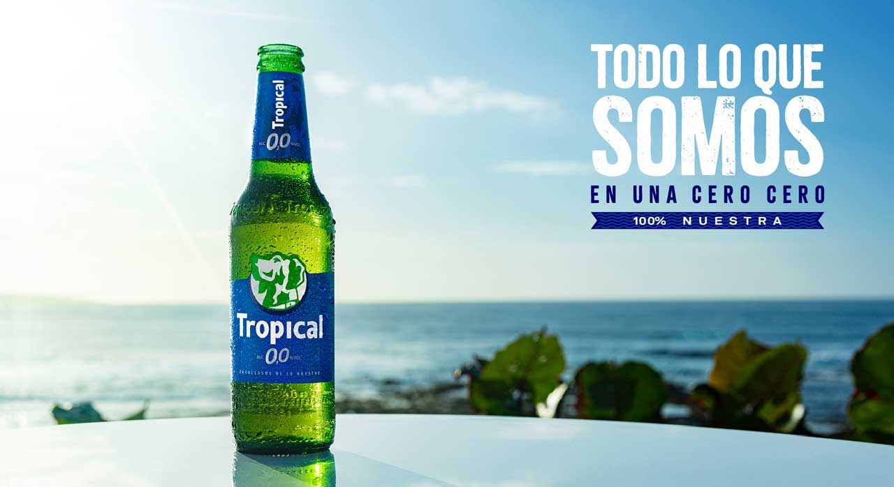Tropical 0,0 Reklam