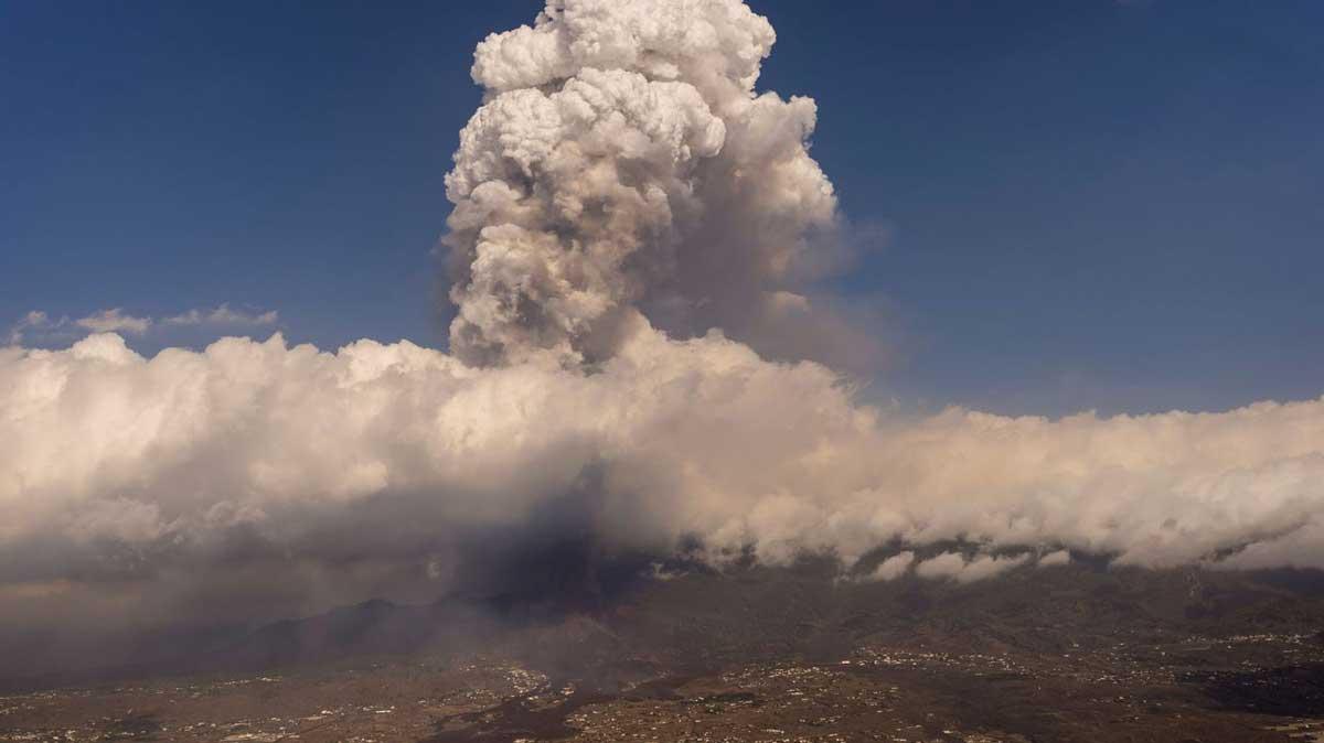 Vulkanen på La Palma befinner seg i en ekstrem eksplosiv fase