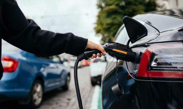 Inte så många elektriska bilar….