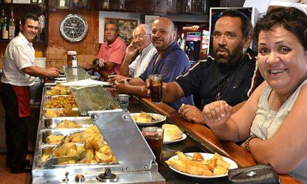 Gamle klær spiser du best hos brødrene Rivero