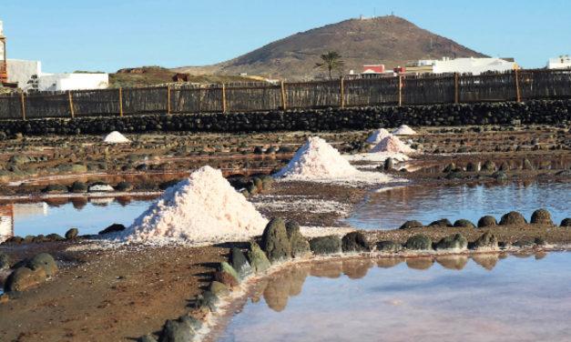 Las salinas de Canarias