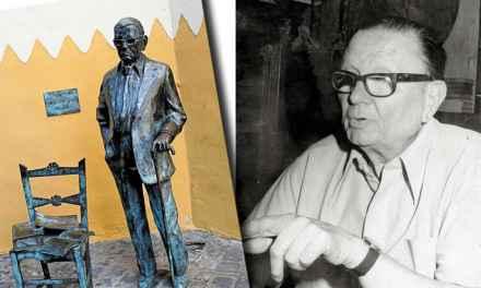 Néstor Álamo, Mannen som gav Gran Canaria den sjelen den ikke hadde, sangens sjel.