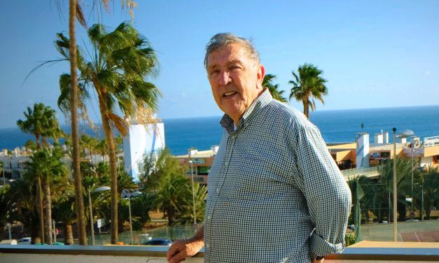 Svensk stjärnkock älskar Gran Canaria! – Nils-Emil Ahlin