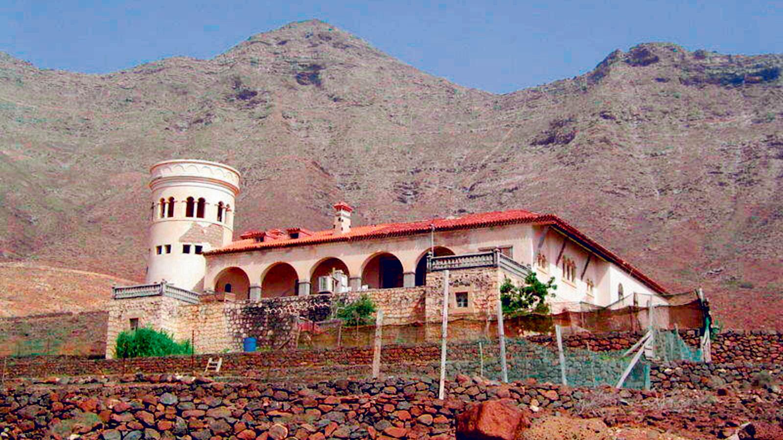 Villa Winter – Nazistenes hemmelige hovedkvarter på Fuerteventura
