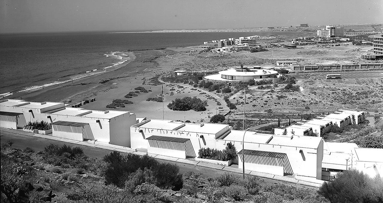 San Agustín er klar for turist rehabilitering
