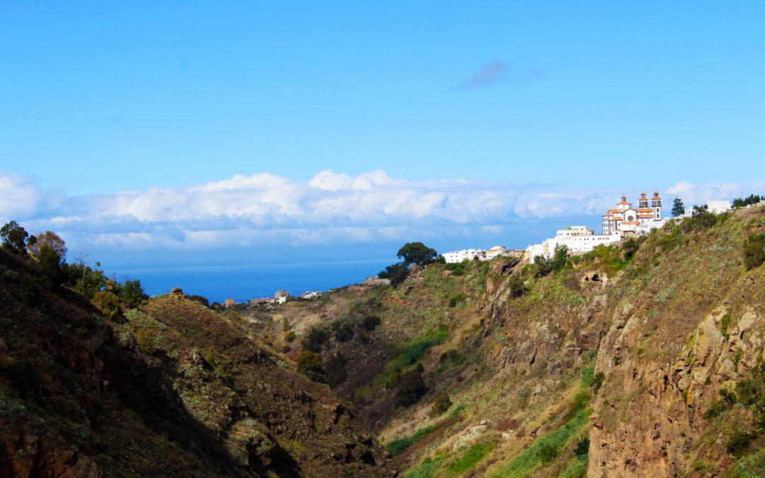 Villa de Moya, den grønne byen