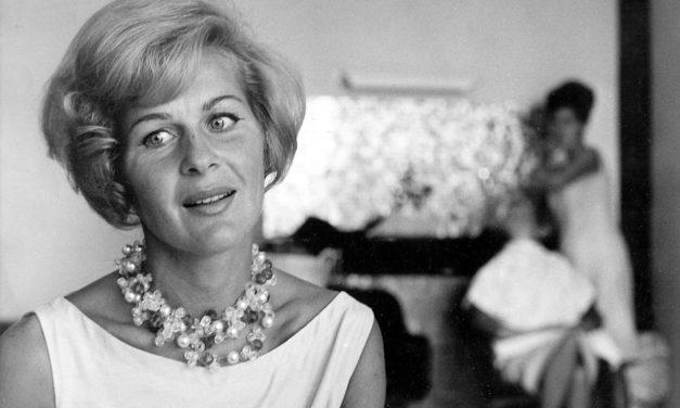 Svensk mat och dramatik i Las Palmas på 60-talet