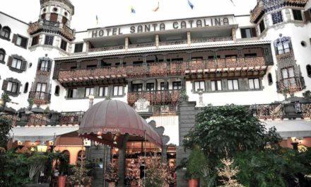 Hotel Santa Catalina – et hus full av celebriteter…….