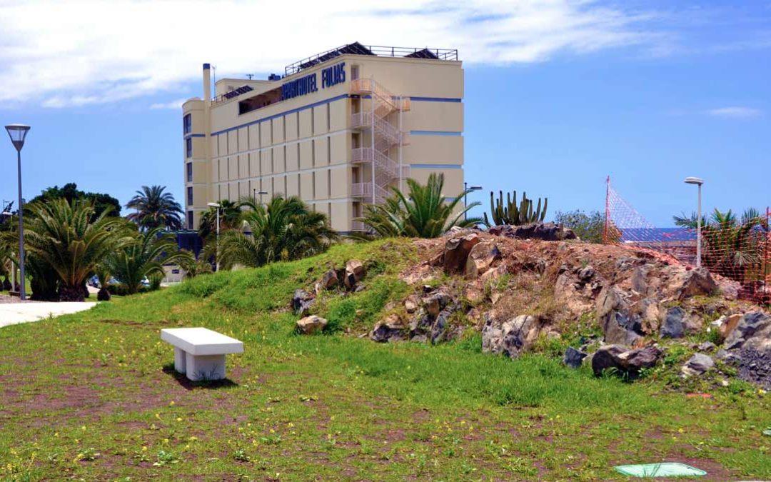 Södra Gran Canarias första hotell fyller 50 år