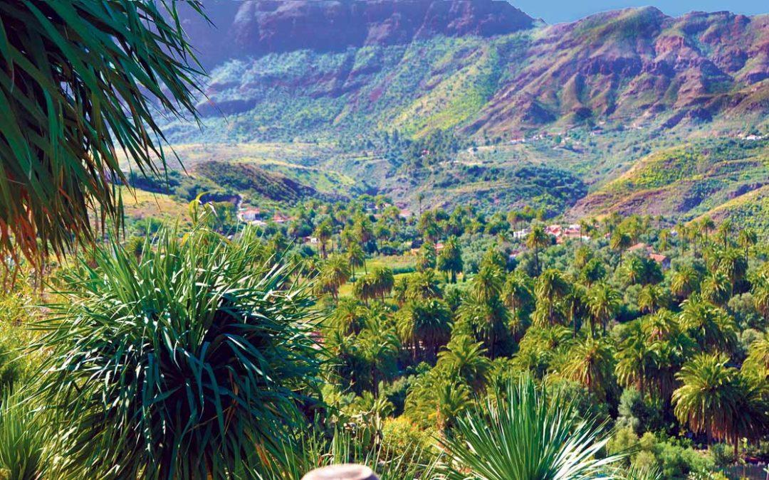 Santa Lucía på Gran Canaria