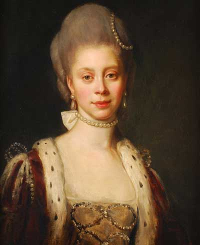 Charlotte of Mecklenburg Strelitz
