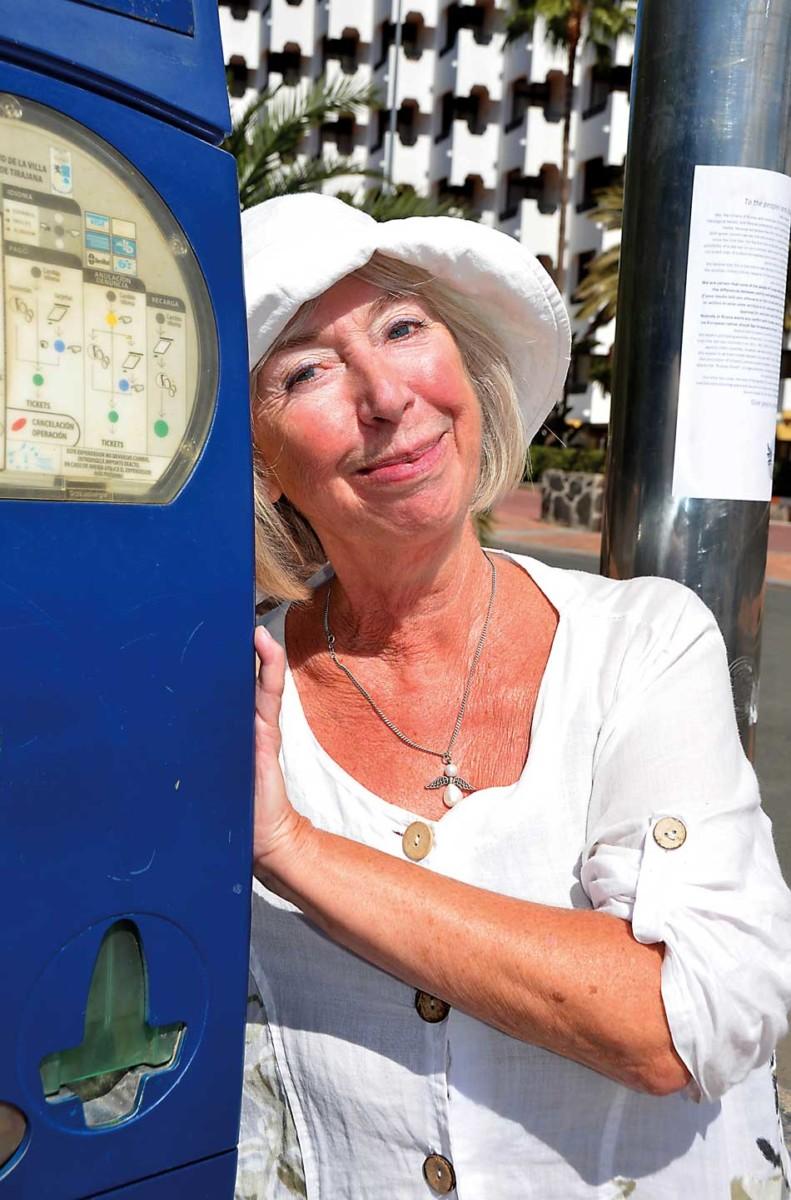 Lottie parkeringsautomat