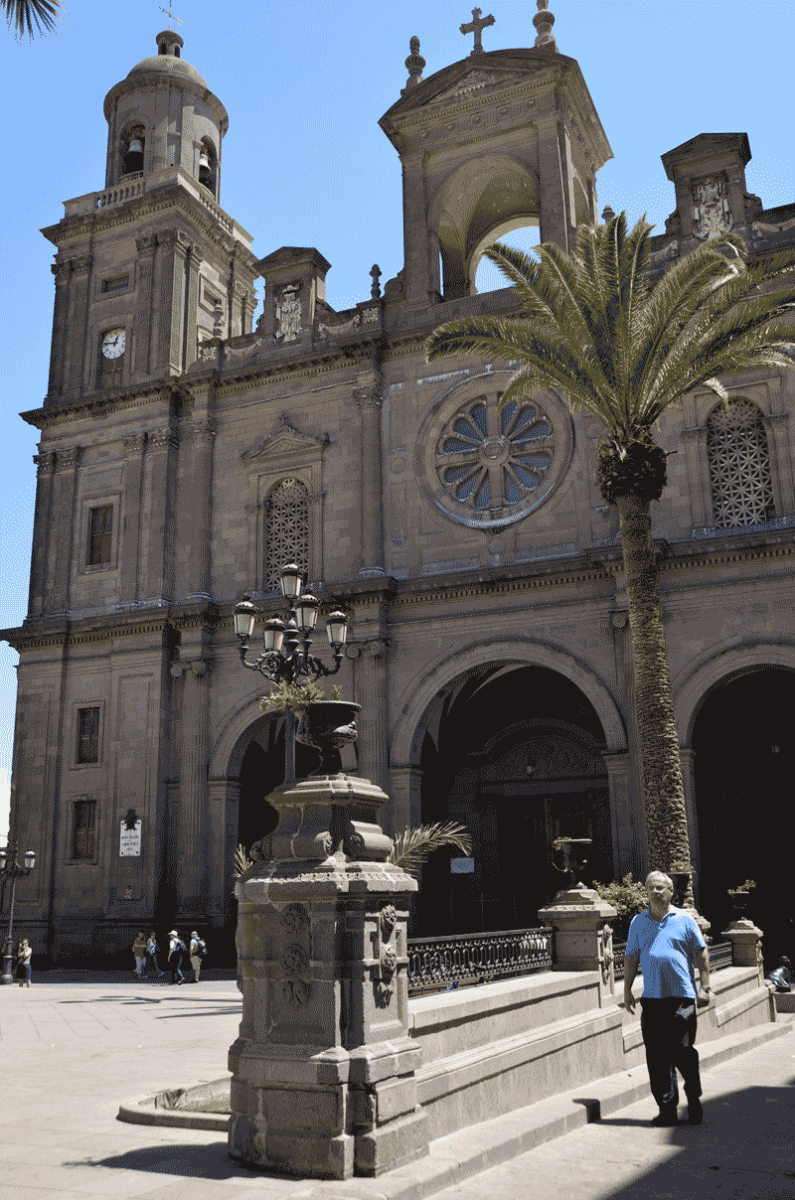 Katedralen Las Palmas