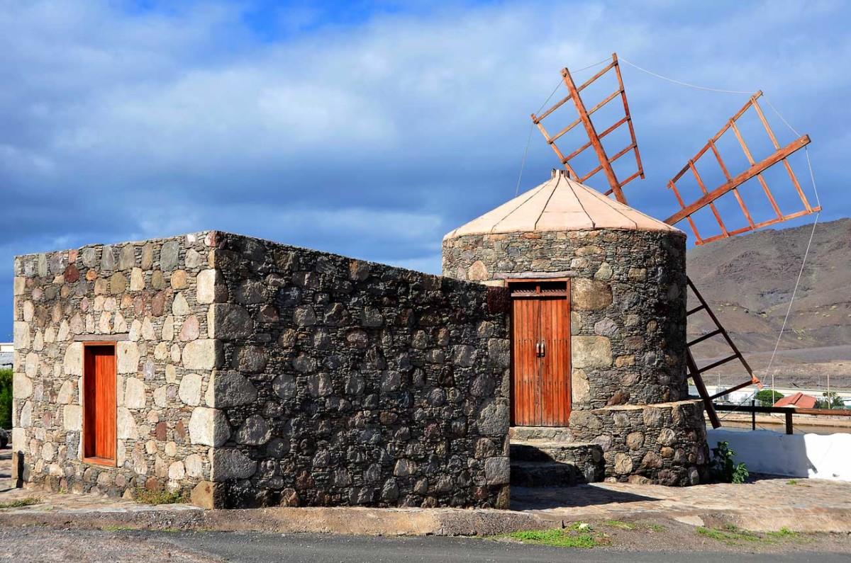 El Molino de Los Majanos