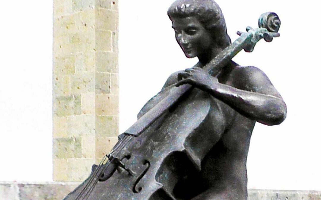 Levande brons på Gran Canaria