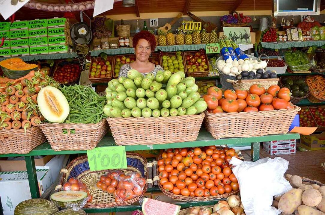 Grönsaksstånd
