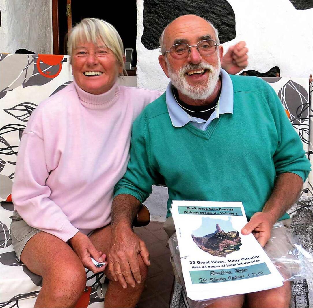 Eileen og Roger Bradley