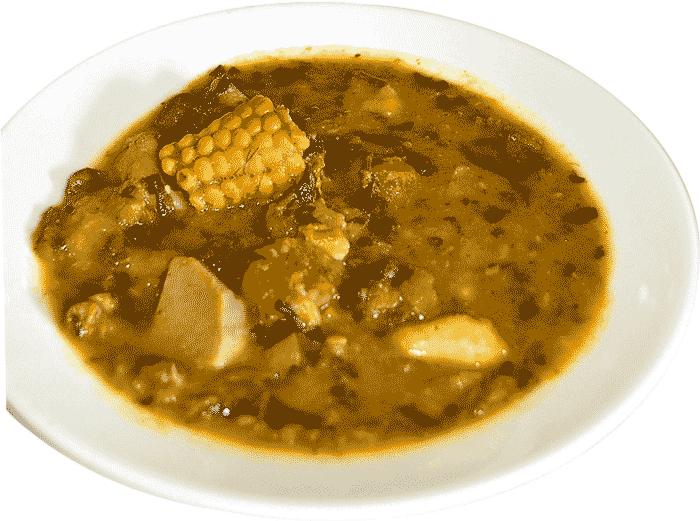 Tallrik soppa