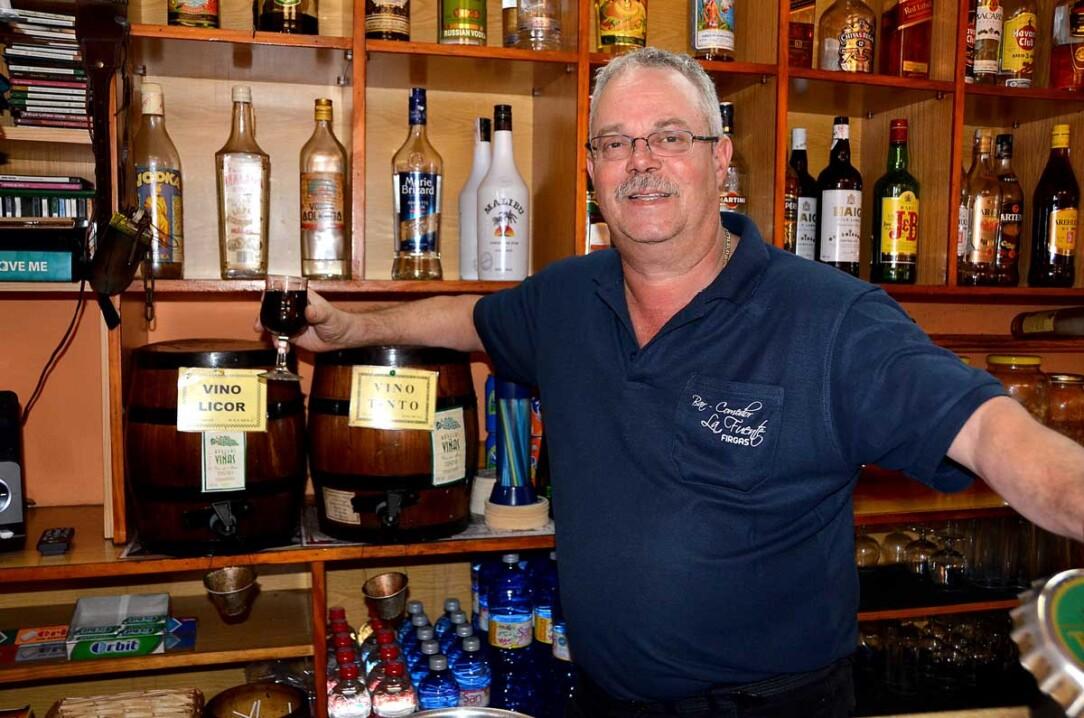 Paco bar La Fuente