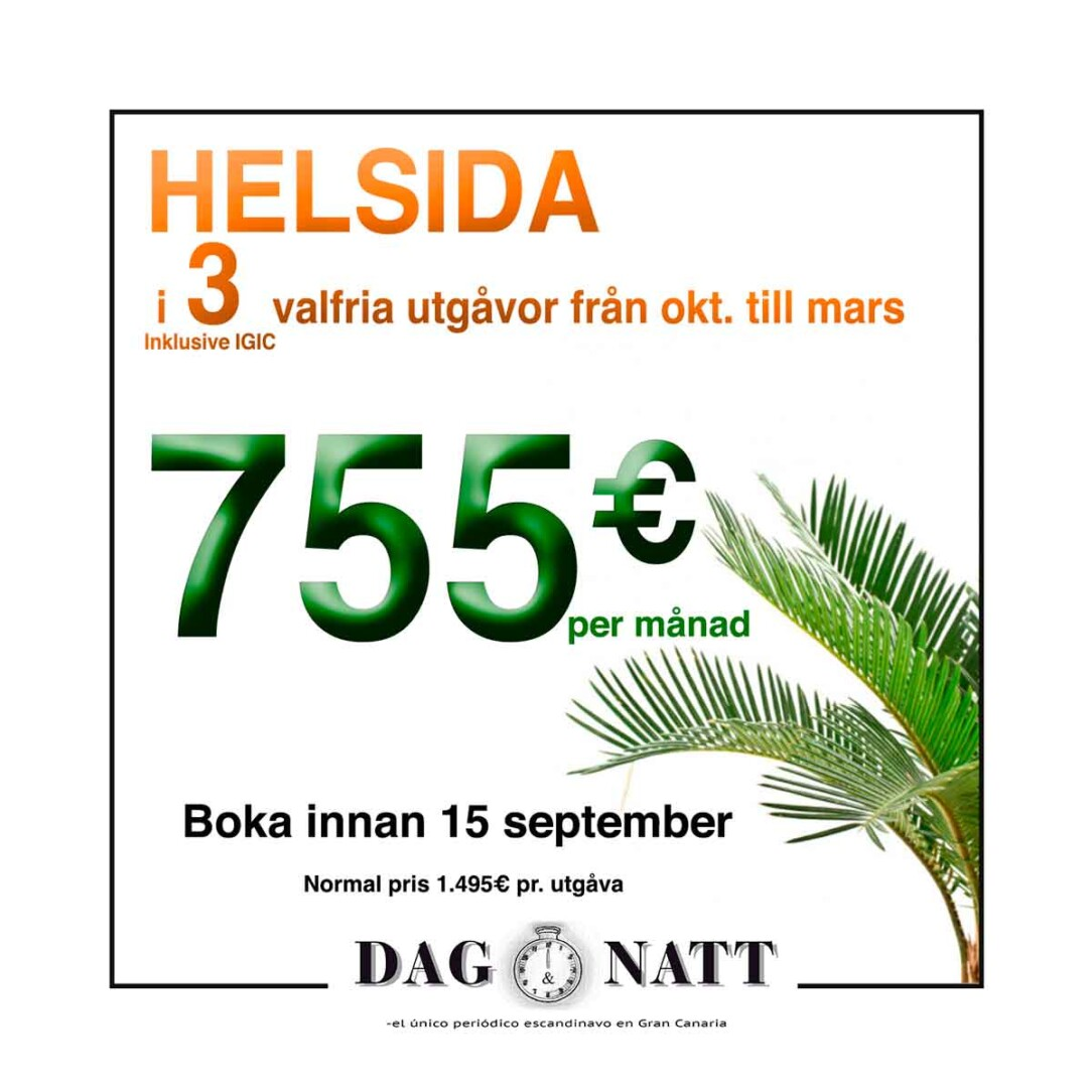 Helsida 3 utgåvor
